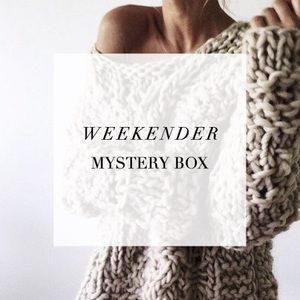 WEEKENDER mystery box
